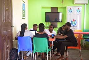 Wiki Loves Africa 2019 Upload Session in Ilorin 24.jpg