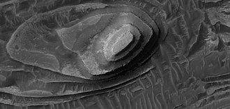 Groundwater on Mars - Image: Wikiesp 035896 1845crommelinbutte