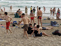 Wikimania 2011 - Beach Party 6-08-12 (7).jpg
