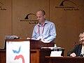 Wikimedia 2008 press conference - 03.jpg