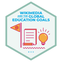 Wikimedia Education Project Management Unit 1 Badge.png