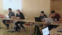 Wikimedia Hackathon 2017 IMG 4284 (34715783736).jpg