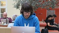 Wikimedia Hackathon 2017 IMG 4766 (33966284614).jpg