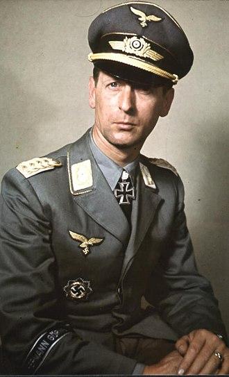 1st Fallschirm-Panzer Division Hermann Göring - Image: Wilhelm Schmalz