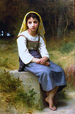 William-Adolphe Bouguereau (1825-1905) - Meditation (1885).jpg