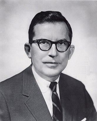 1972 United States Senate elections - Image: William B Spong