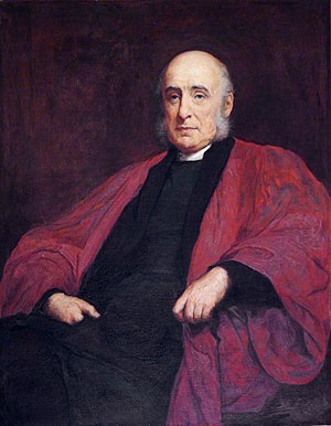 William Henderson (priest) - The Very Reverend William Henderson (Walter William Ouless)