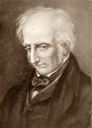 Deutsch: William Wordsworth 1770-1850 englisch...