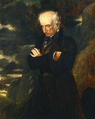 Character of the Happy Warrior - Image: William Wordsworth 001