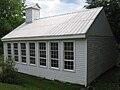 Willow Chapel School Capon Springs WV 2009 07 19 12.jpg