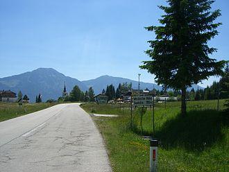 Windische Höhe Pass - Windische Höhe Pass