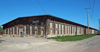 Winona and St. Peter Engine House