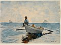Winslow Homer - Boys in a Dory (1880), SAAM.jpg