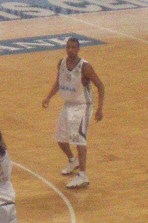 Kennedy Winston - Winston with Panathinaikos.