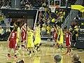 Wisconsin vs. Michigan women's basketball 2013 18 (first half action).jpg