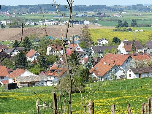 Wolfertschwenden, Germany panoramio