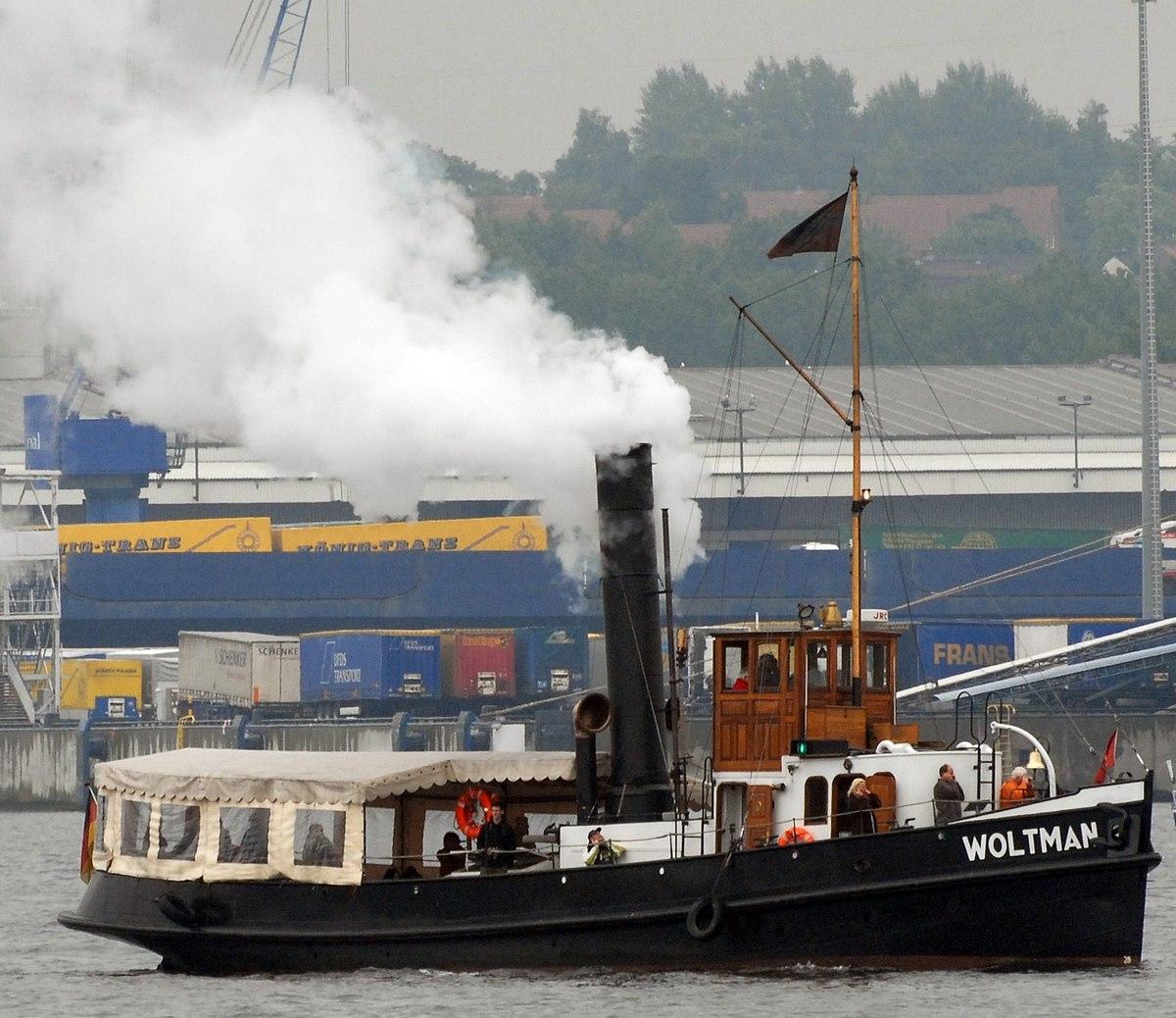Dampfschiff – Wikipedia