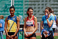 Women high jump French Athletics Championships 2013 t150212.jpg