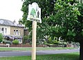 Woodford Green village sign - geograph.org.uk - 88367.jpg