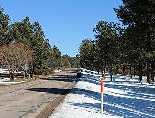 Woodmoor, Colorado Census Designated Place in Colorado, United States