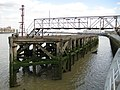 Woolwich, River Thames jetty - geograph.org.uk - 767583.jpg