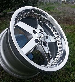 Alloy Wheels For Sale >> WORK Wheels - Wikipedia