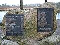 World War II memorial in Appelbergen.jpg