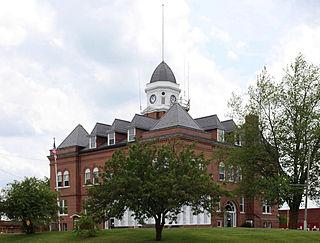 Grant City, Missouri City in Missouri, United States