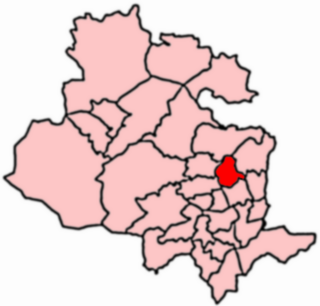 Windhill and Wrose electoral ward of Bradford City Council