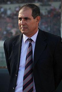 Ezzaki Badou Moroccan coach (football)
