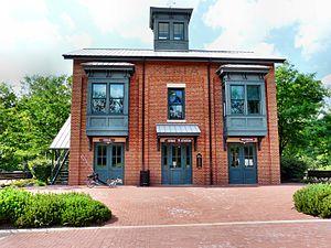 Xenia, Ohio - Xenia Station is a replica building based on the original Xenia Station in Xenia, Ohio.