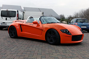 Yes! Roadster - YES! Roadster 3.2 Turbo