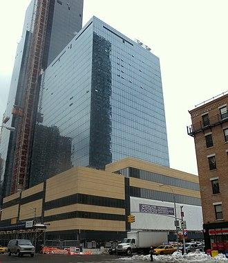 YOTEL - MiMA building in New York City