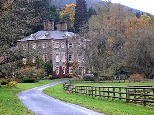 Yair, Scottish Borders - Yair House