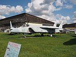 Yak-141 (141) at Central Air Force Museum pic4.JPG