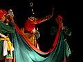 Yakshagana Performance at NINASAM (India Theatre Forum Stuyd Tour May 2013) (8763998740).jpg