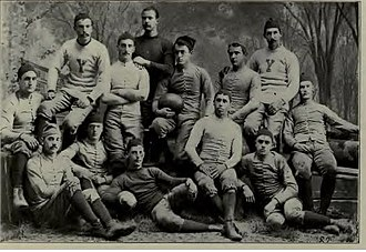1882 college football season - 1882 Yale Bulldogs
