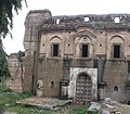 Yashawantrao Holkar- Entrance of Rajmahal.jpg