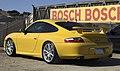Yellow Porsche 911 GT3 type 996 second series, at Laguna Seca Raceway.jpg