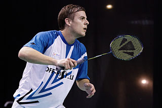 Hans-Kristian Vittinghus Badminton player