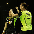 Yonex IFB 2013 - Quarterfinal - Reika Kakiiwa - Miyuki Maeda vs Bao Yixin - Tang Jinhua 24.jpg