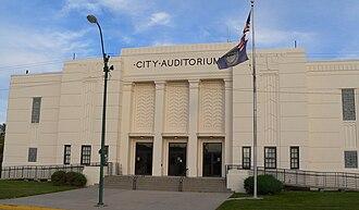 York, Nebraska - City Auditorium
