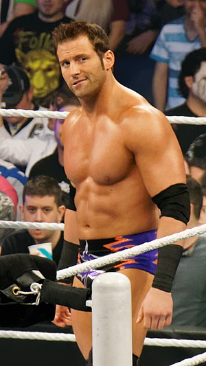 Zack Ryder - Ryder in April 2014