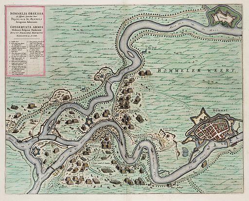 Zaltbommel 1599