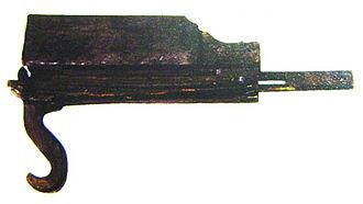 Repeating crossbow - Image: Zhugenu springautumn