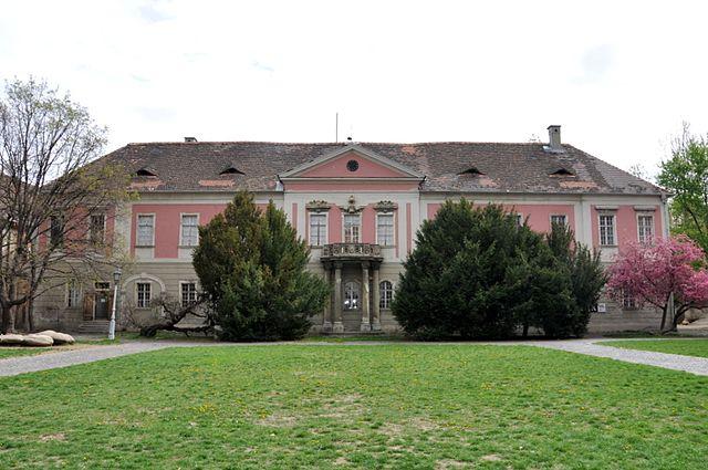 Zichy Palace, Óbuda_2