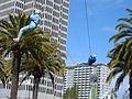 Ziptrek Ecotours zip-line in SF 2010-04-13 27.JPG