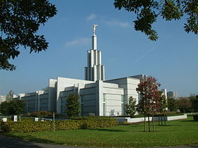 Image illustrative de l'article Temple mormon de La Haye
