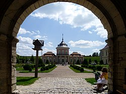 Zolochiv Lvivska-Castle-view from entrance.jpg