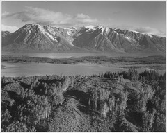 """Grand Teton"" National Park, Wyoming, 1933 - 1942 - NARA - 519907.tif"